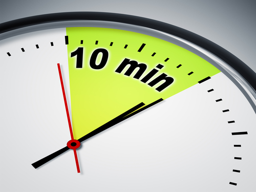 10 minute refereeing