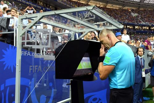 The future of VAR, Version 2