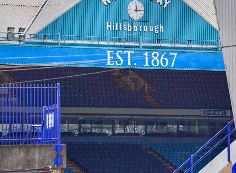 My homecoming to Hillsborough the home of Sheffield Wednesday – By Keith Hackett