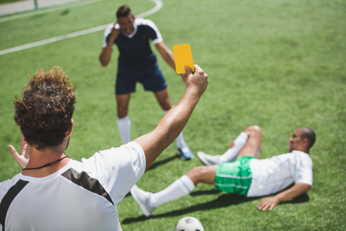 Management of injured player and the reminder of Law Application – By Keith Hackett