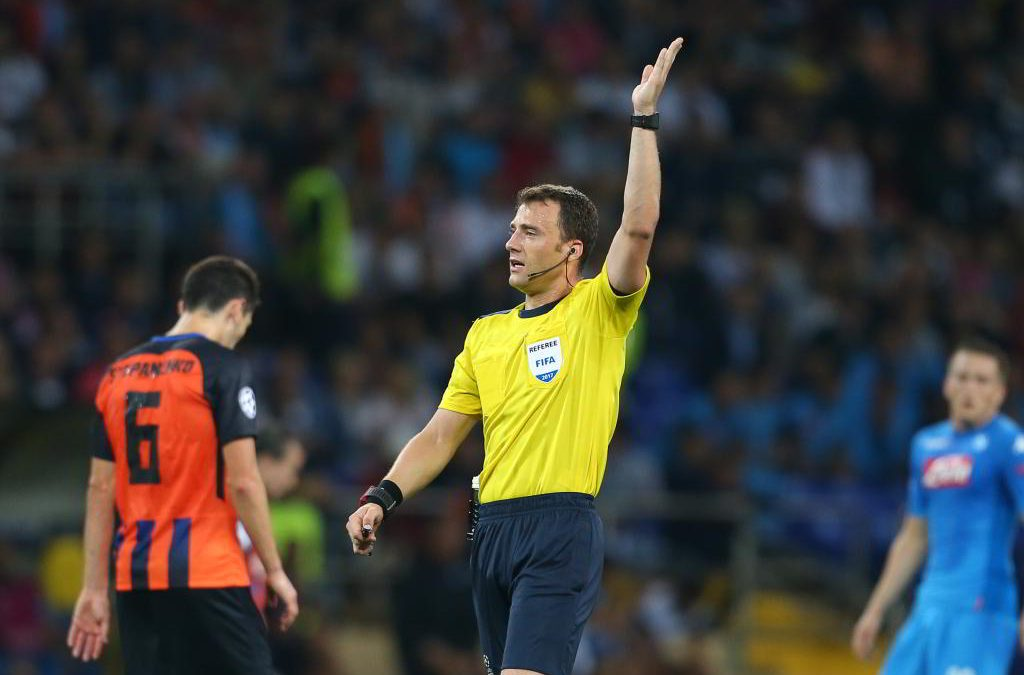 Without a Referee, There is no Game: The Philosophy Behind the Statement